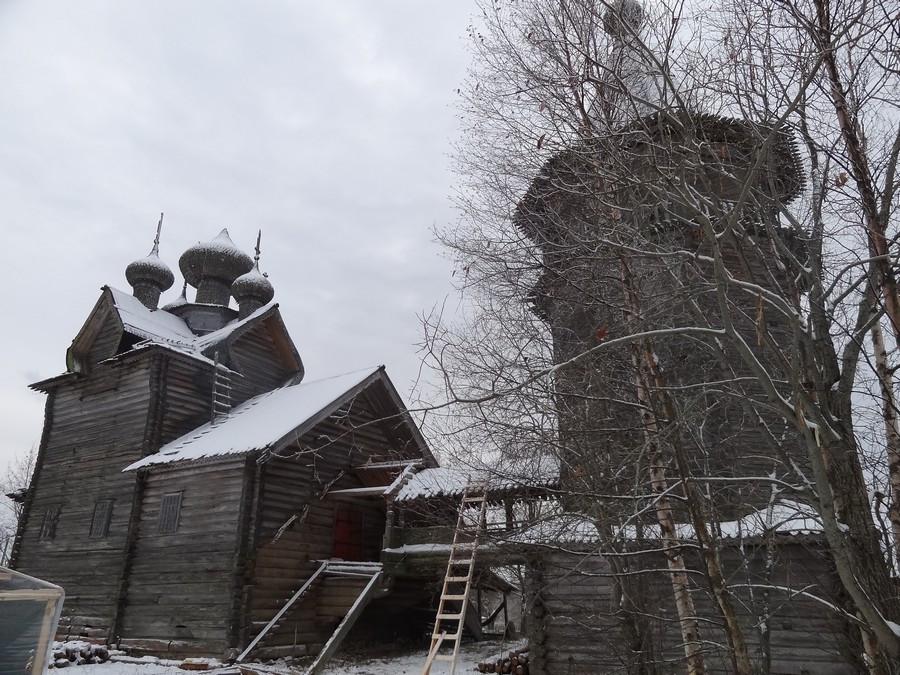 Деревня Щелейки - церковь Дмитрия Мироточивого - 2