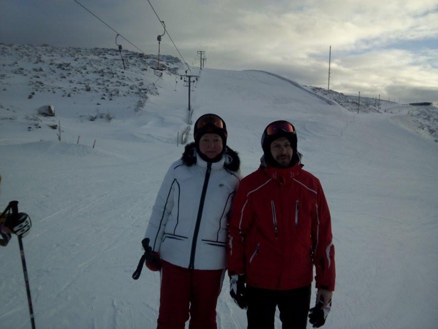 Мы с Машкой в Bjornrike