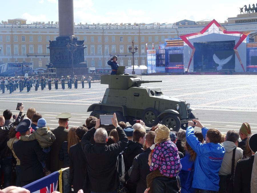 Броневик БА-3М