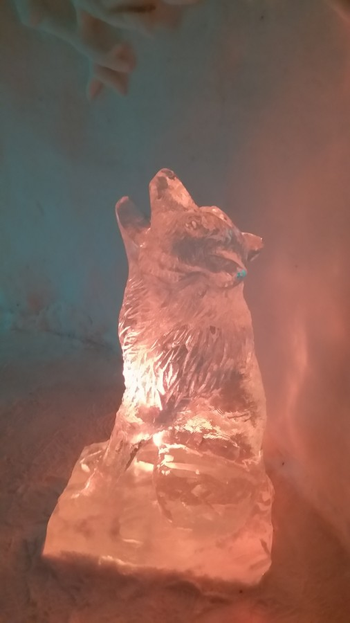 Ледяной волк