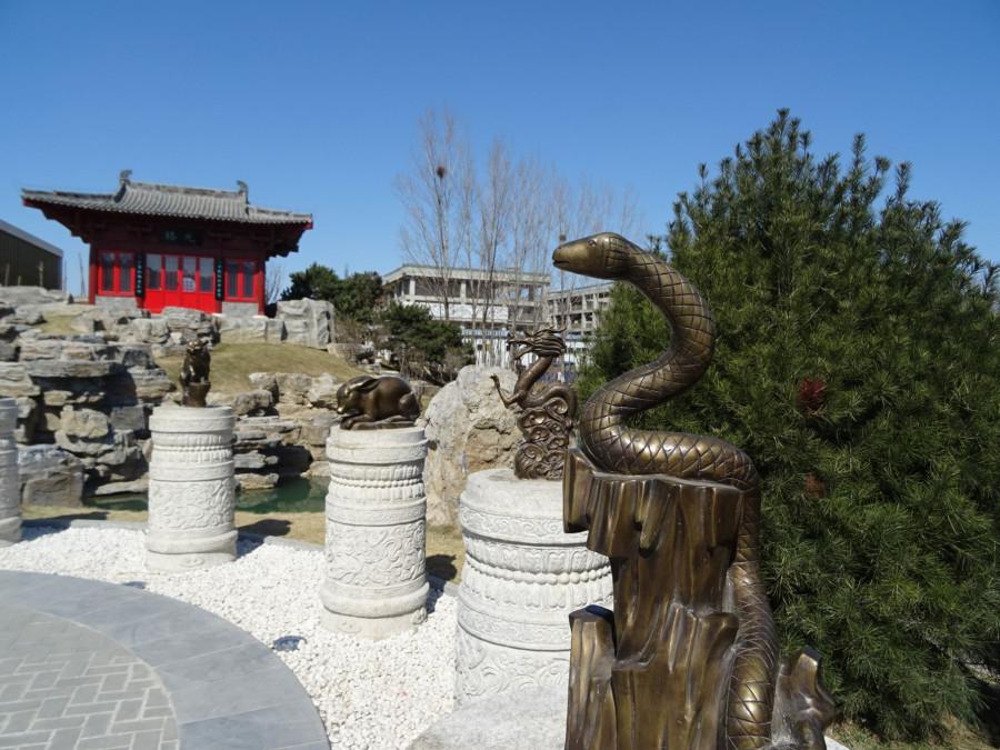 Змея и дракон