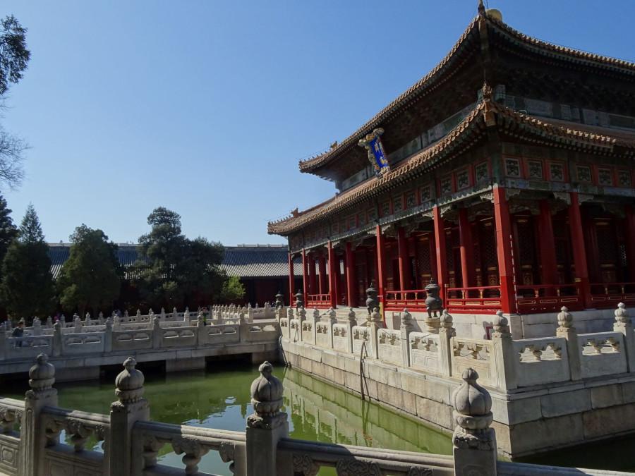 Канал в Храме Конфуция