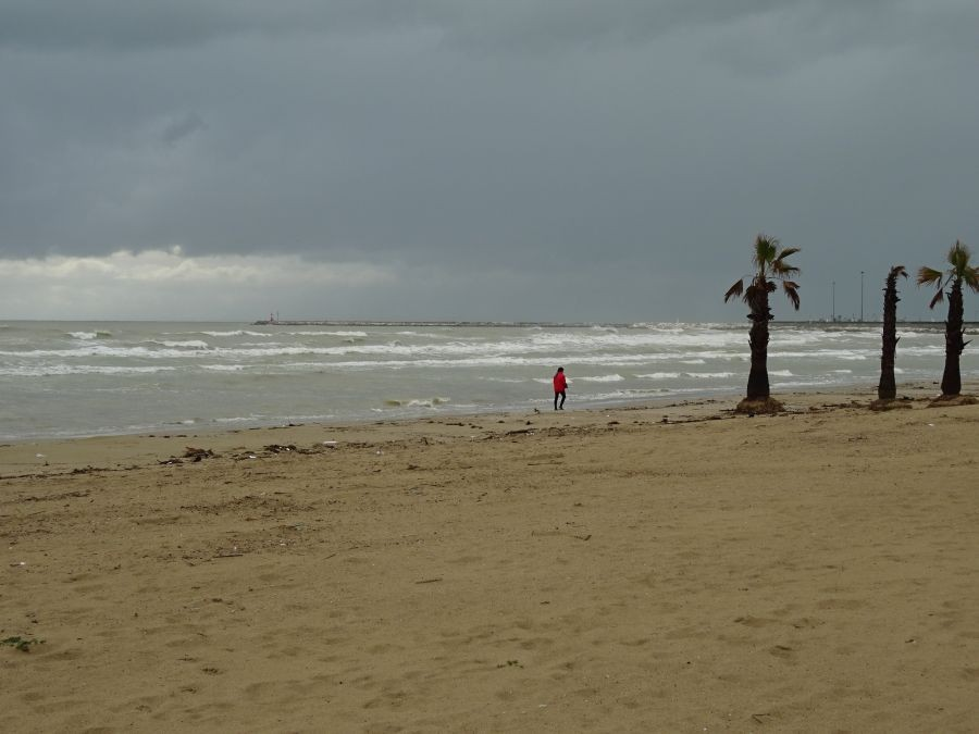 Сан-Бенедетто-дель-Тронто - пляж