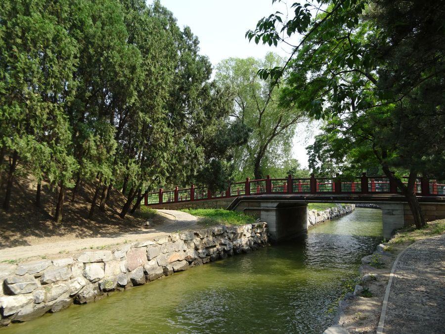 промежуточного стиля мост