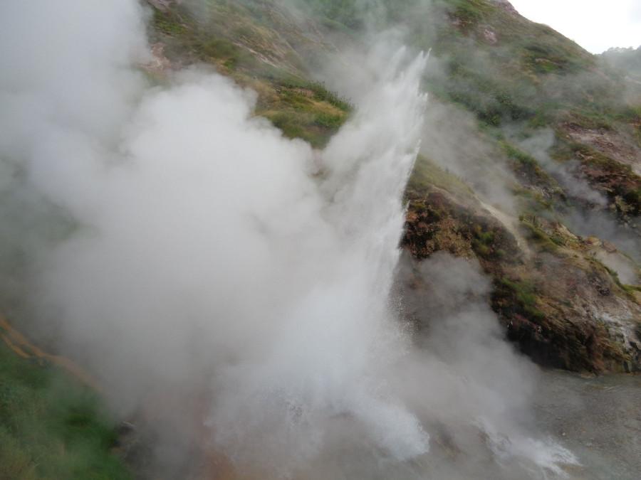 Долина - Большой извергается
