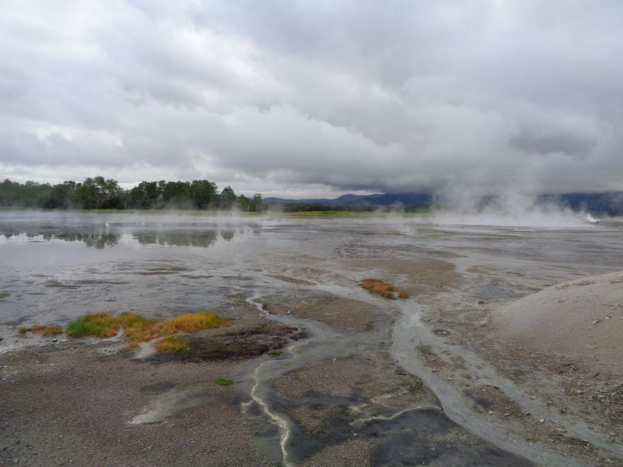 Кальдера - озеро