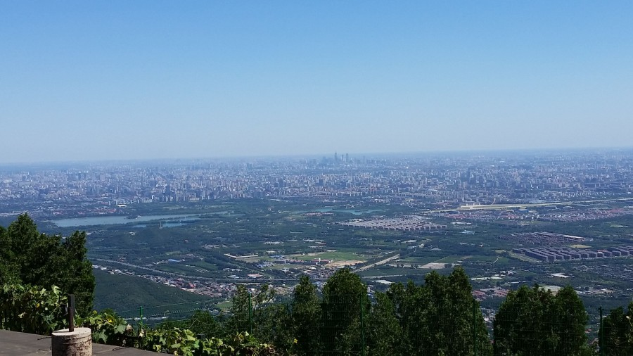 Пекин на ладони