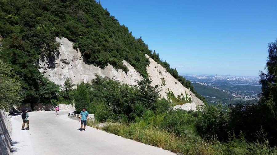 Бетонированные скалы