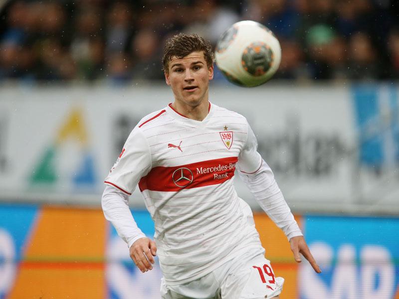 Рейтинг немецких футболистов юниоров