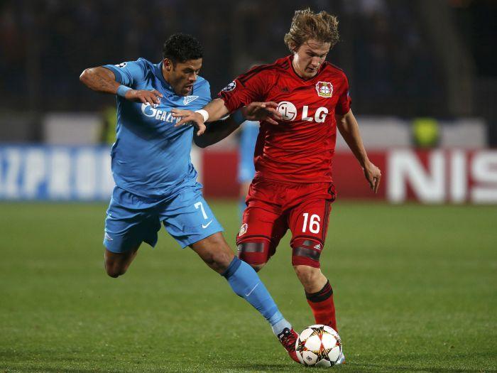 Молодые немецкие футболисты