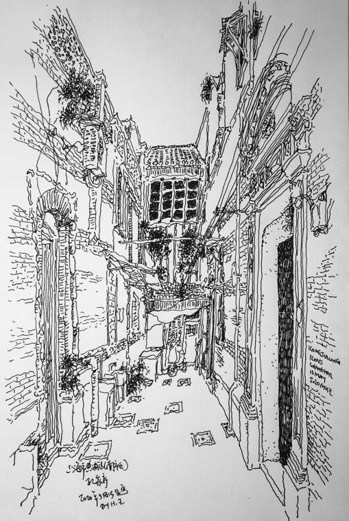 Artist: Zhāng Huān 章欢