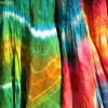 tie dyes abound