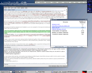 Linguas OS w/JWM 1