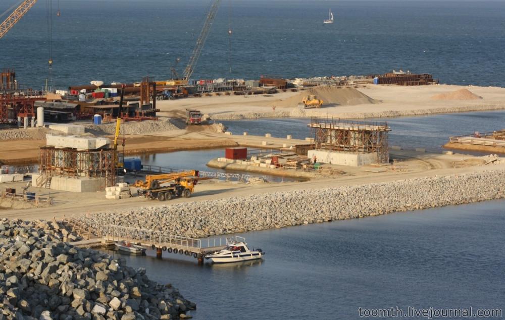 Строительство Керченского моста. Часть 5. 25.08.2016, Крымская сторона. IMG_1673