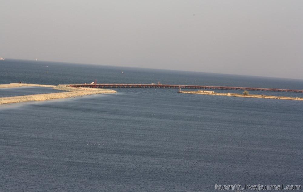 Строительство Керченского моста. Часть 5. 25.08.2016, Крымская сторона. IMG_1679