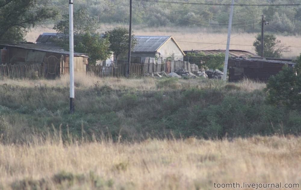 Строительство Керченского моста. Часть 5. 25.08.2016, Крымская сторона. IMG_1807