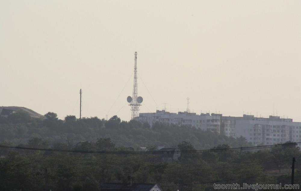 Строительство Керченского моста. Часть 5. 25.08.2016, Крымская сторона. IMG_1812