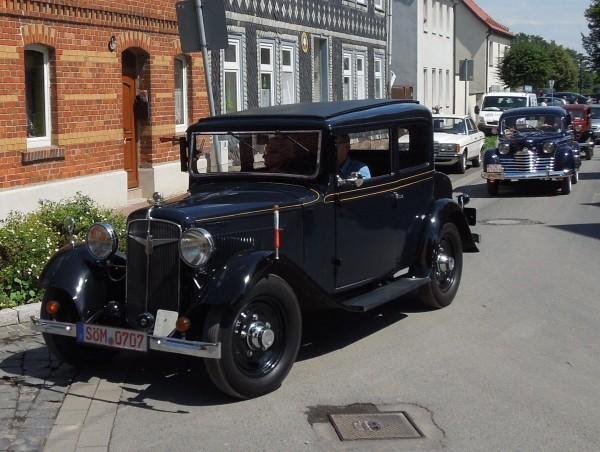 Adler Trumpf 1.7 AV 1932