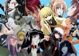 Отрицательные персонажи в аниме