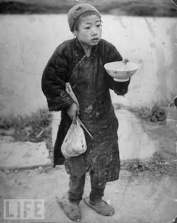 Фотография китайчонка из журнала «Лайф»