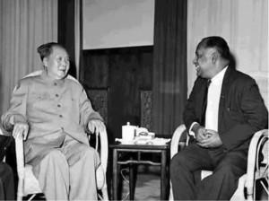 Мао и Шан (6 июня 1967 г.)