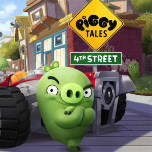 Piggy Tales: 4th Street