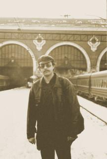 Торбасов на Казанском вокзале