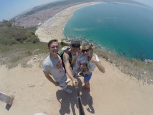 Оля и Алексей в Португалии