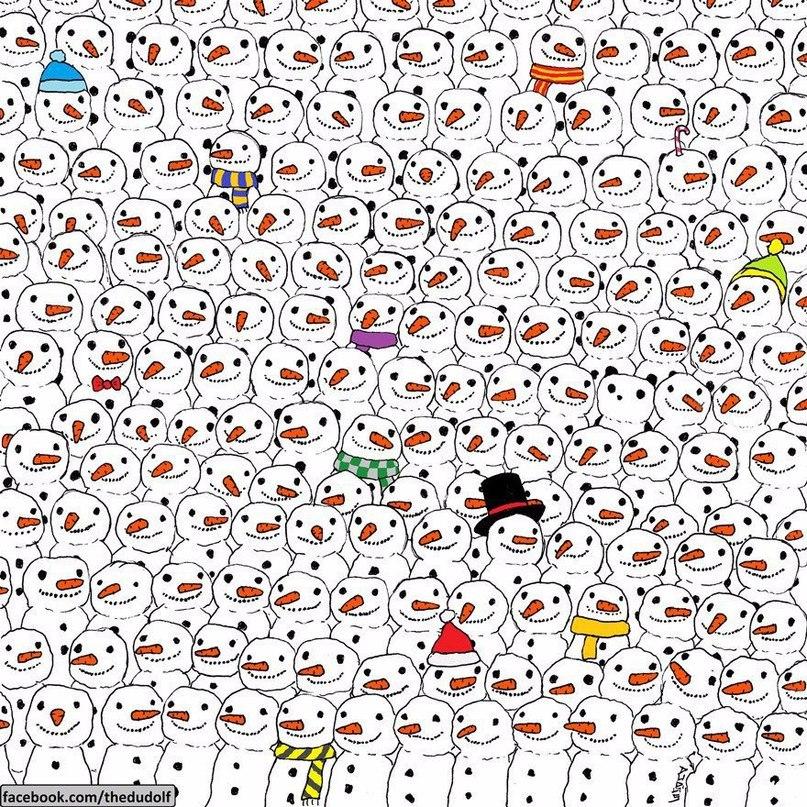 найди панду