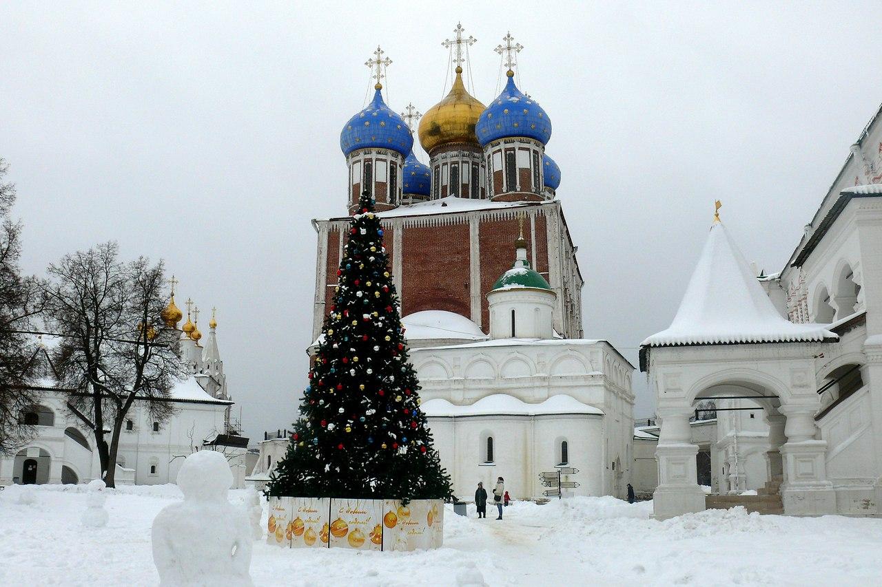 кремль-елка