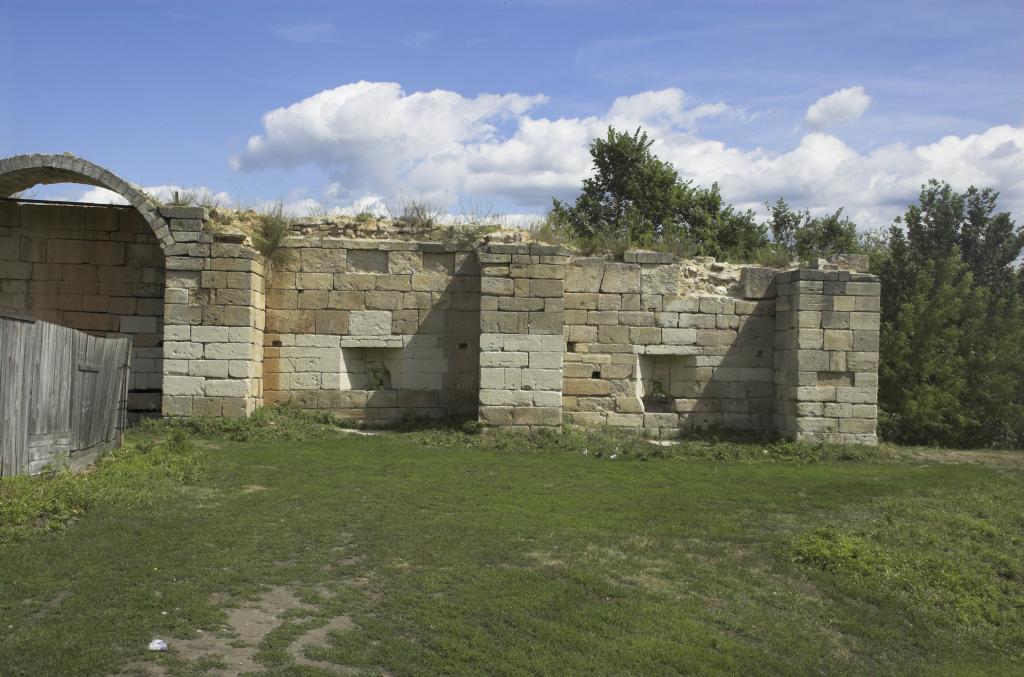 фрагмент крмелевской стены2