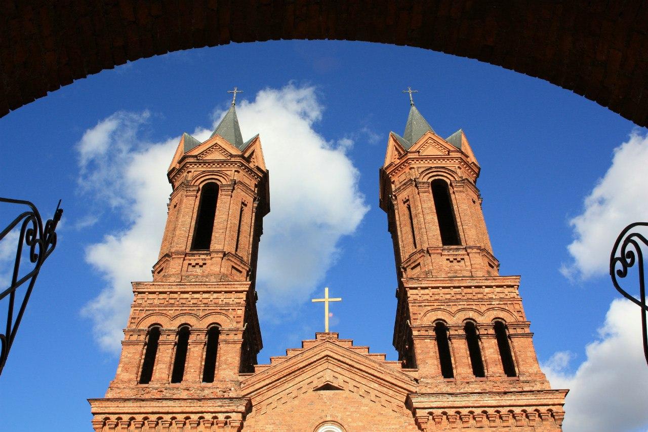 Костёл Святой Варвары2