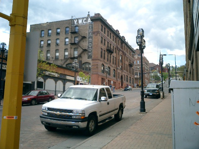 Downtown Duluth YWCA