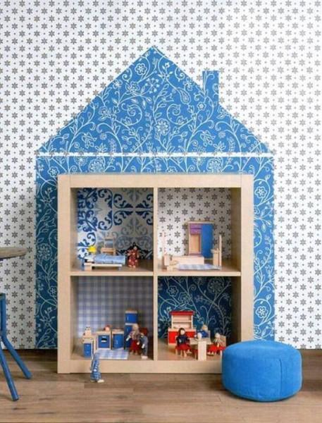 Кукол и мебель можно купить например