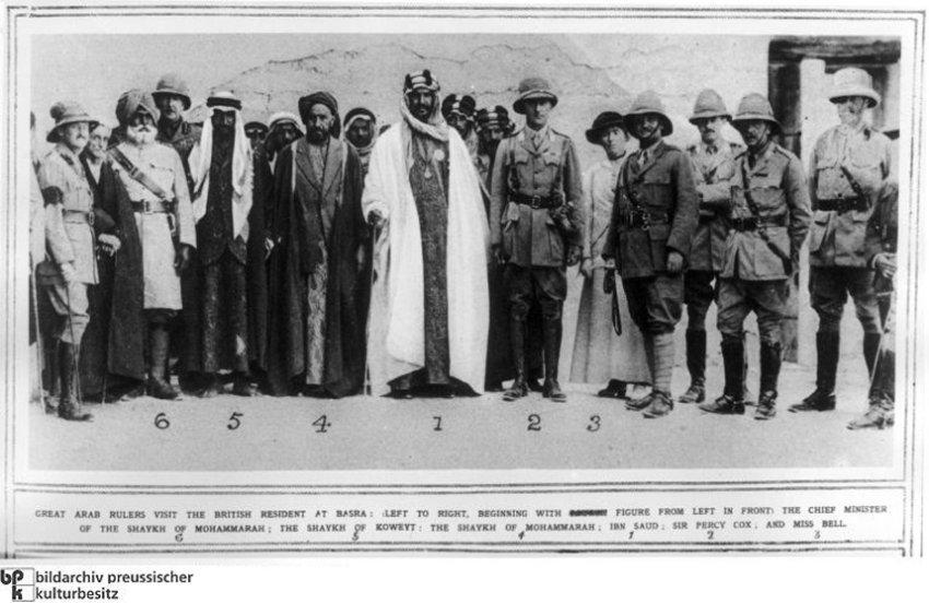8 Во время Первой мировой Османская империя пала.jpg