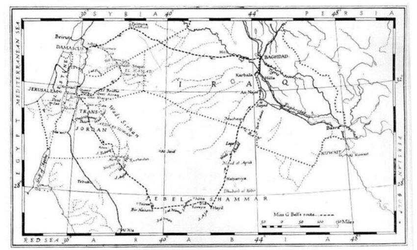 12 ...появившиеся в результате её научных экспедиций карты.jpg