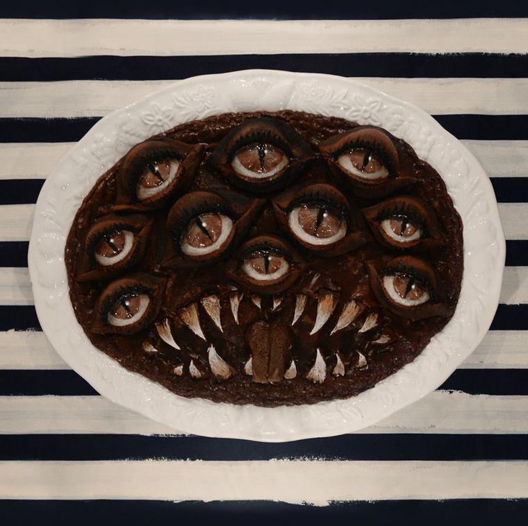 Фото стрёмных тортов