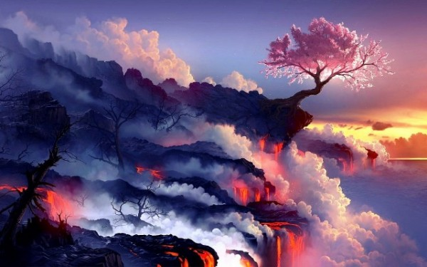 nature-remarkable-amazing-volcano-pictures-hd-widescreen-image