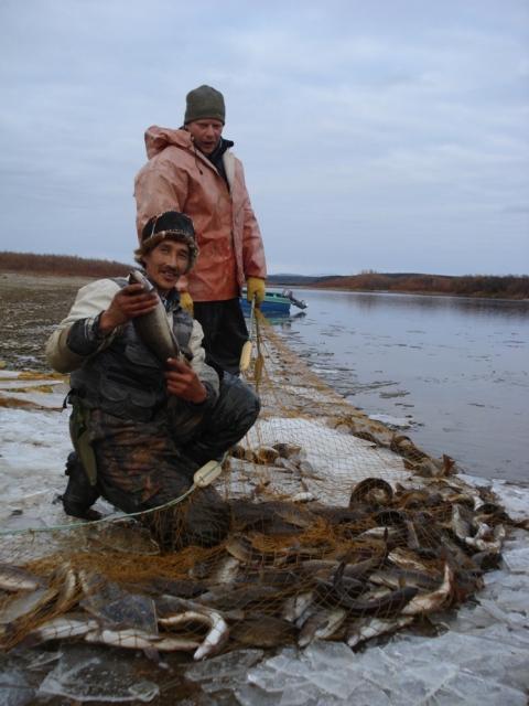 рыболовная база на реке колпакова