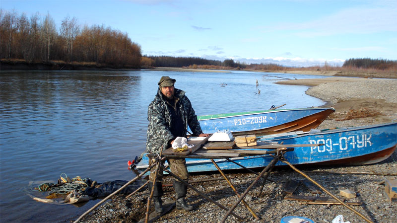 север база рыбалка
