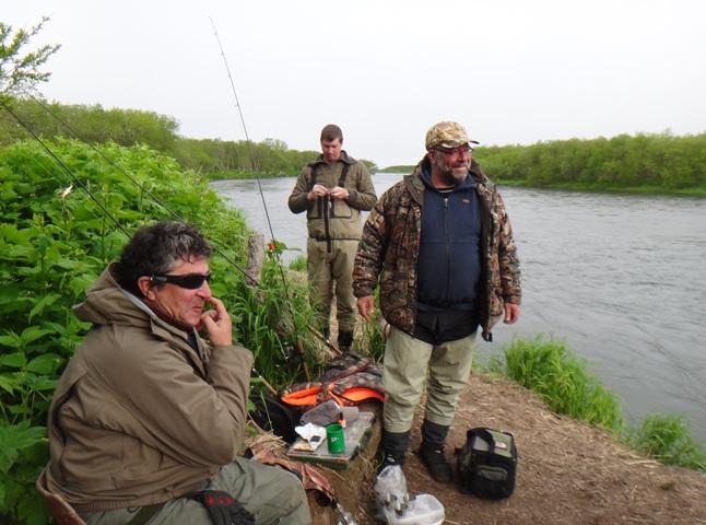рыбалка на колпакова