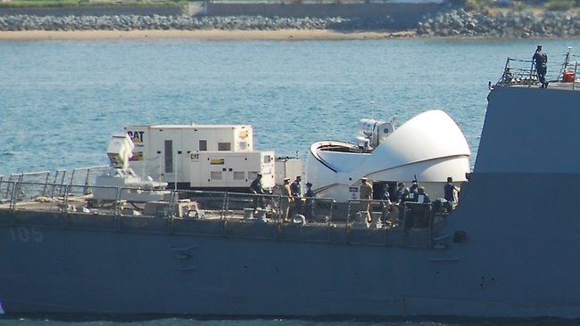 LaWS (Laser Weapon System) 11