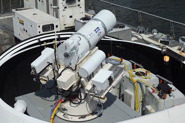 LaWS (Laser Weapon System) 02
