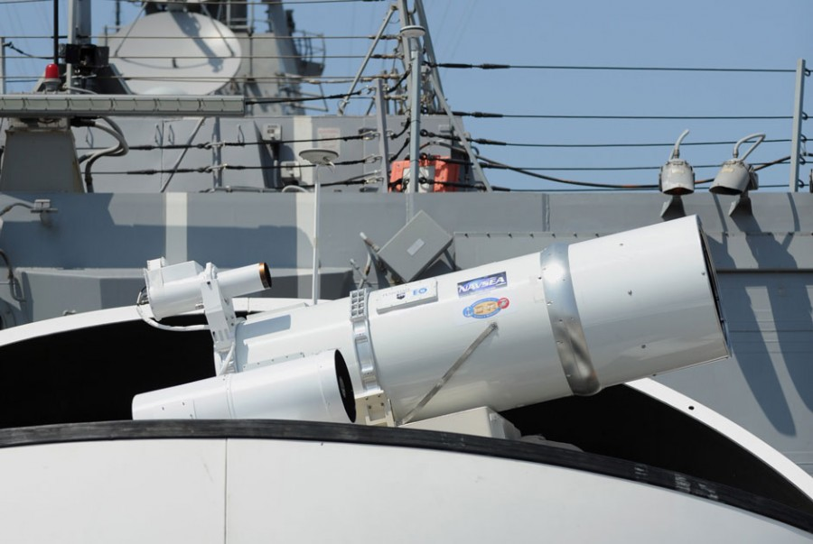 LaWS (Laser Weapon System) 07