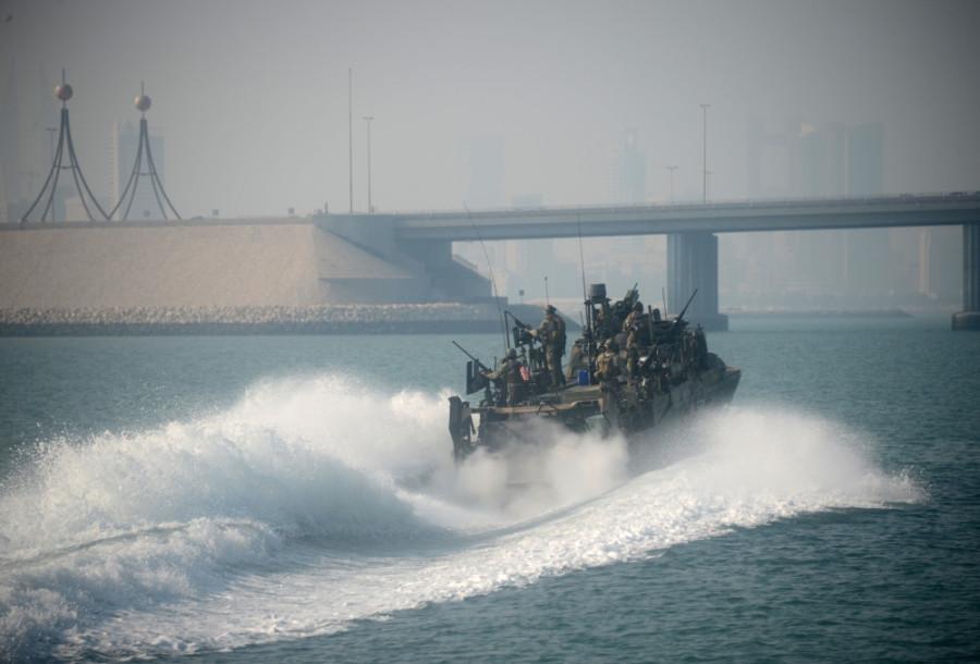 Речной патрульный катер RCB 04