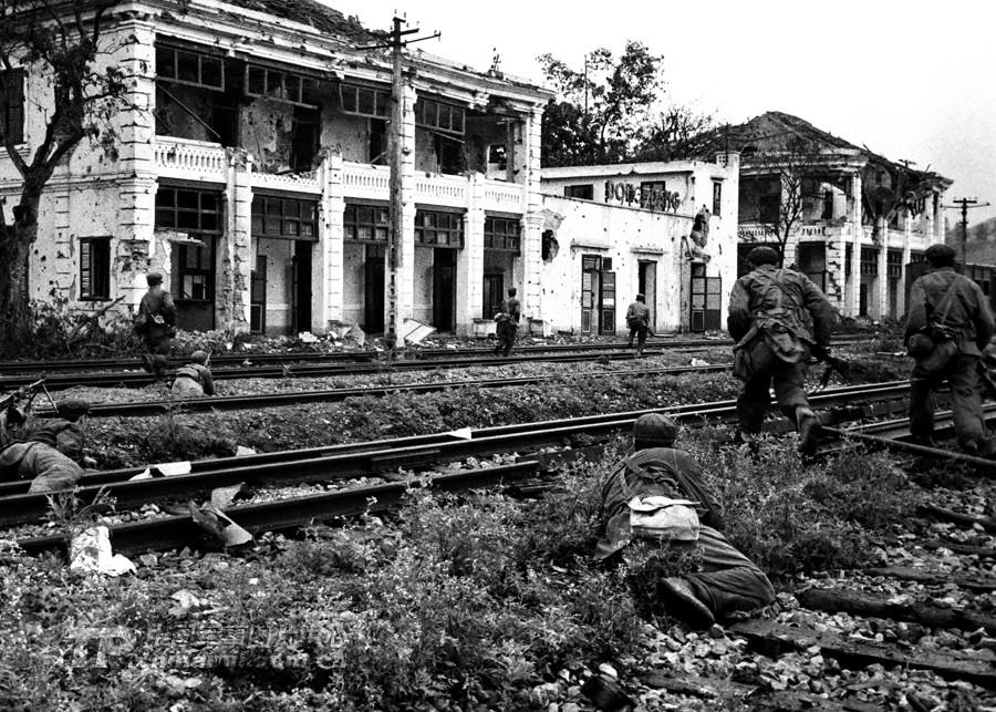 Китайско-вьетнамская война 03