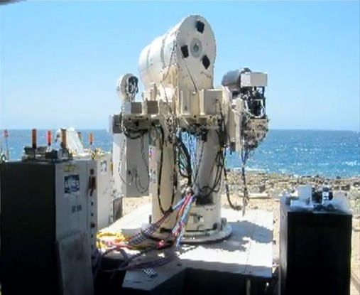 MLD (Maritime Laser Demonstrator) Northrop 05