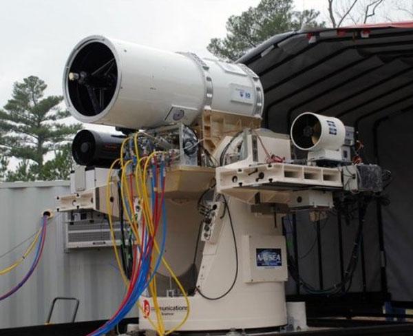 MLD (Maritime Laser Demonstrator) Northrop 03