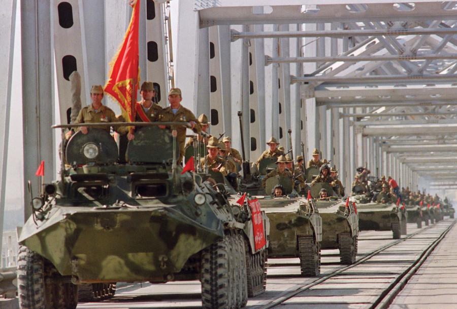 Вывод войск из Афганистана 01