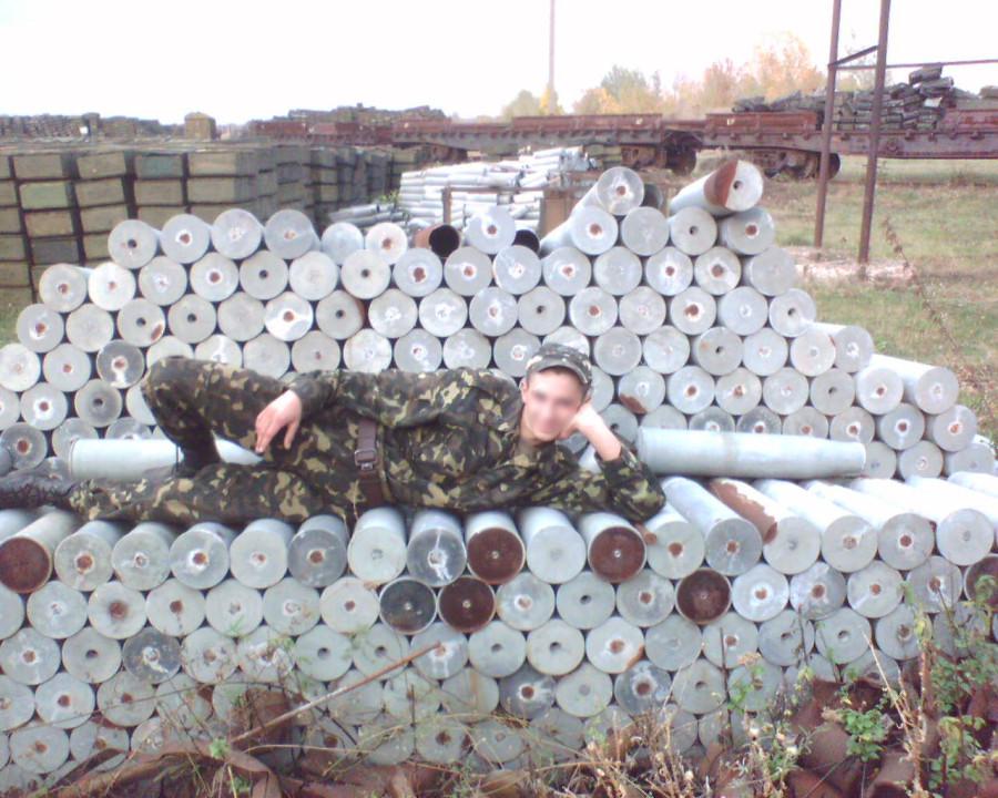 Возвращаясь к катастрофе по уничтожению  склада боеприпасов в Балаклее-полный бардак
